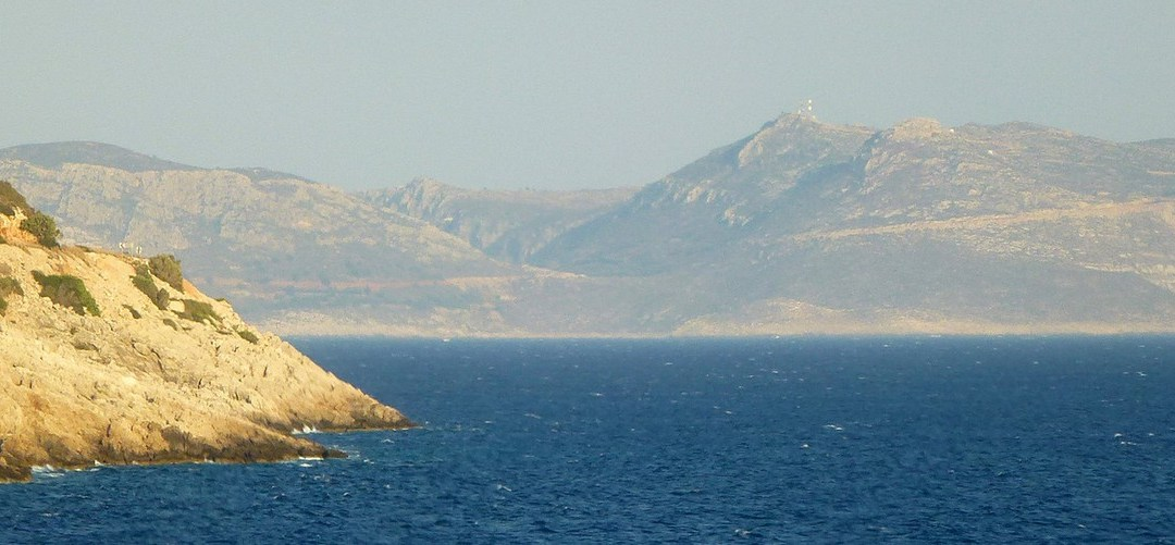 Dans la vapeur blanche des jours sans vent (Carnet de voyage en Turquie – 4 août) : Kaputaş plaji, Mavi Mağara, Kalkan (Antalya Fethiye Yolu)