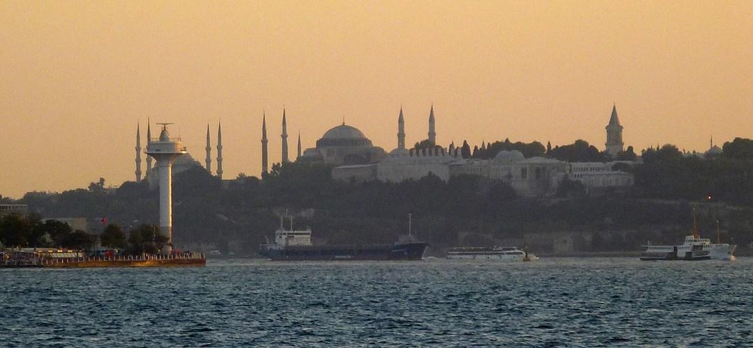 Istanbul au travers des yeux d'OrhanPamuk