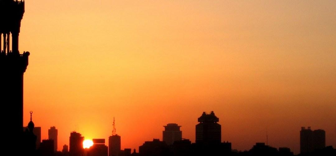 Les nuits du Caire, Gilbert Sinoué