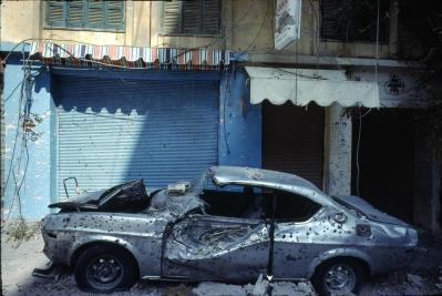 Depardon - Beyrouth 5
