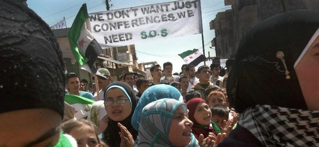 Carnet de Homs – Jonathan Littell