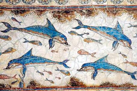 Fresques de Knossos - 02