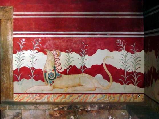 Fresques de Knossos - 11