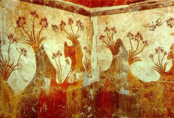 Fresques de Knossos - 12