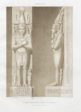 Histoire de l'art égyptien d'après les monuments, depuis les temps les plus reculés jusqu'à la domination romaine (3)