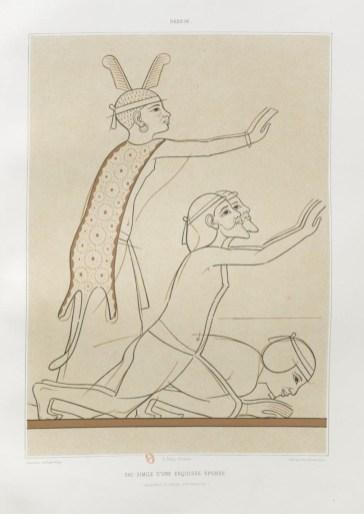 Histoire de l'art égyptien d'après les monuments, depuis les temps les plus reculés jusqu'à la domination romaine (5)