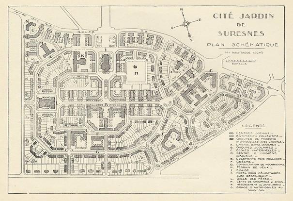 Cité-jardin de Suresnes
