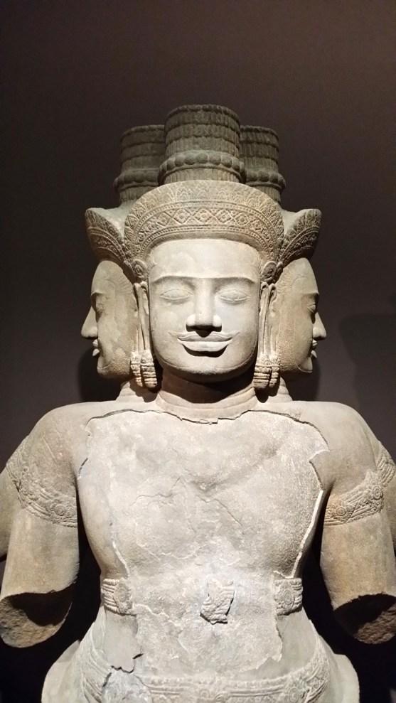 Statue de Brahma