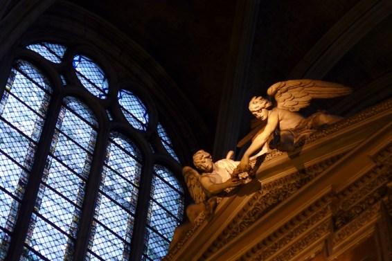 Saint-Nicolas des Champs (anges du retable)
