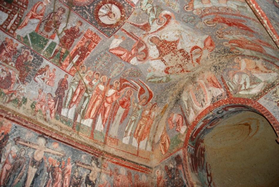 Eglise de Nicéphore Phocas - ÇAVUŞIN