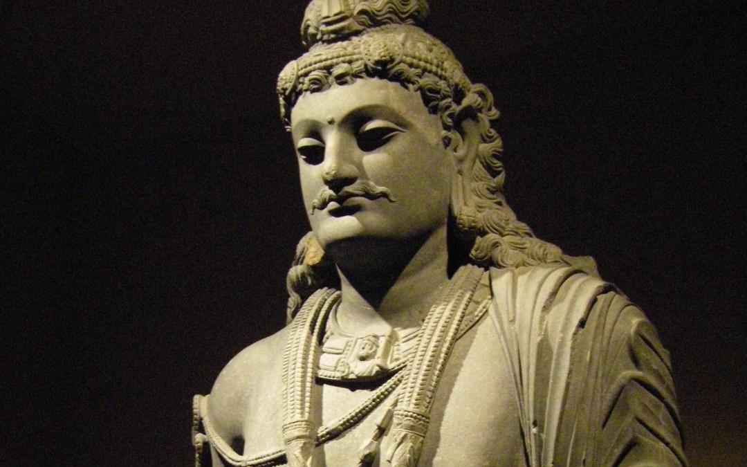 L'art du Gandhara, rencontre gréco-bouddhique