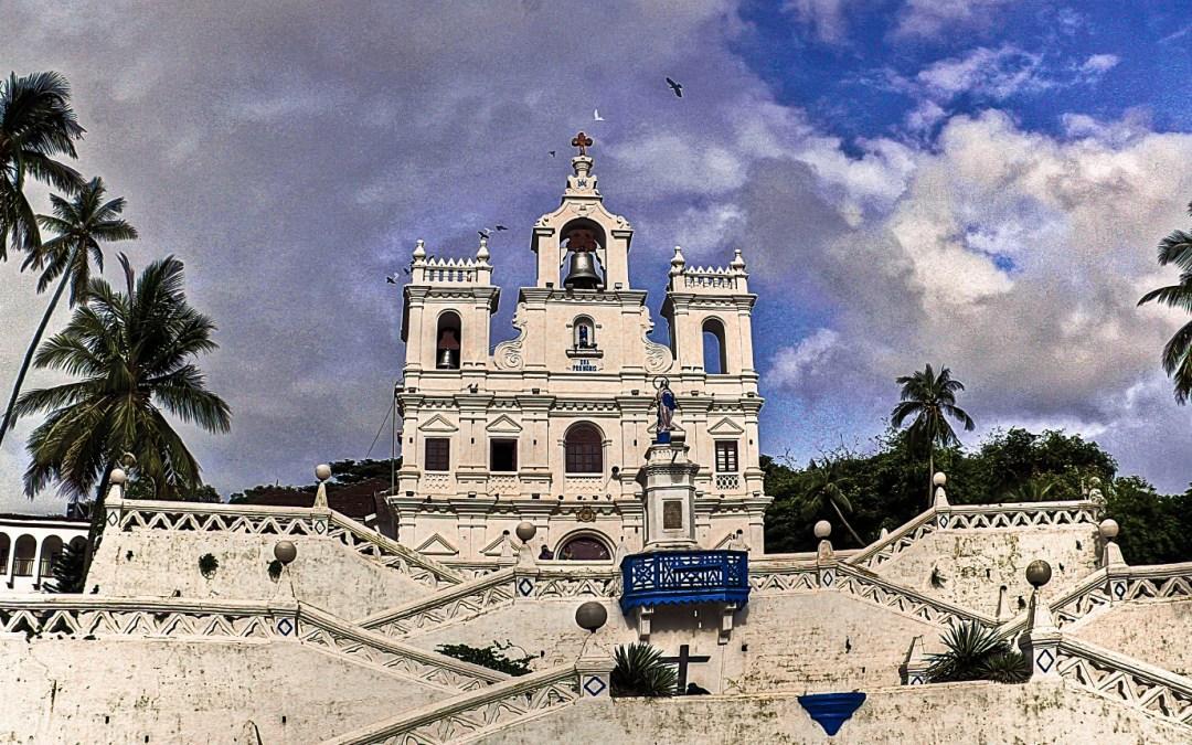 Goa, un petit morceau de Portugal