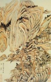 Paysage (2) - Wang Wei
