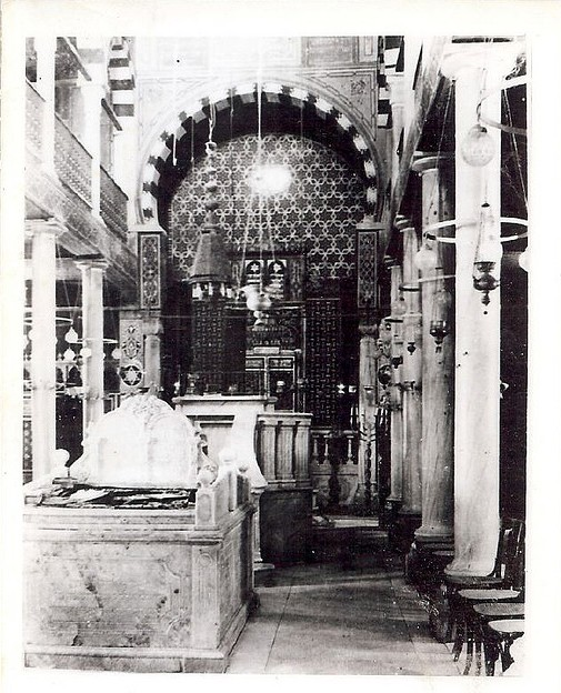 Synagogue Ben Ezra (intérieur) - Le Caire