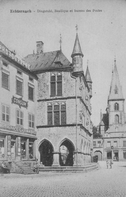 Echternach - Dingstuhl