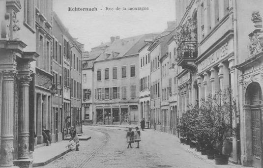 Echternach - Rue de la Montagne
