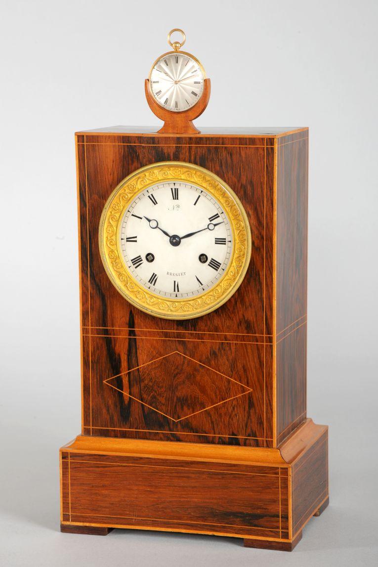 Pendule sympathique - Abraham-Louis Bréguet - vendue à l'empereur français Louis-Philippe, le 23 août 1834 - Paris, Mobilier national -  Isabelle Bideau