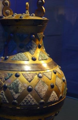 Splendeurs des Han - Musée Guimet - 11 - Vase Hu