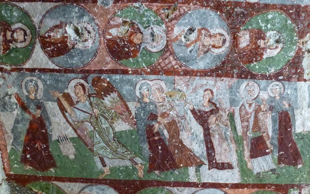 Carnet de voyage en Turquie : L'église cachée (Saklı Kilise), la vallée de Pancarlık et le ramadan à İstanbul