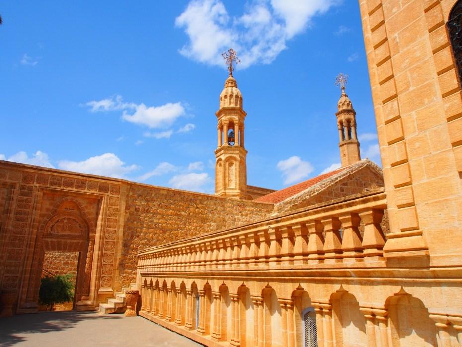 Monastère de Mor Gabriel - Midyat - Mardin, Turquie