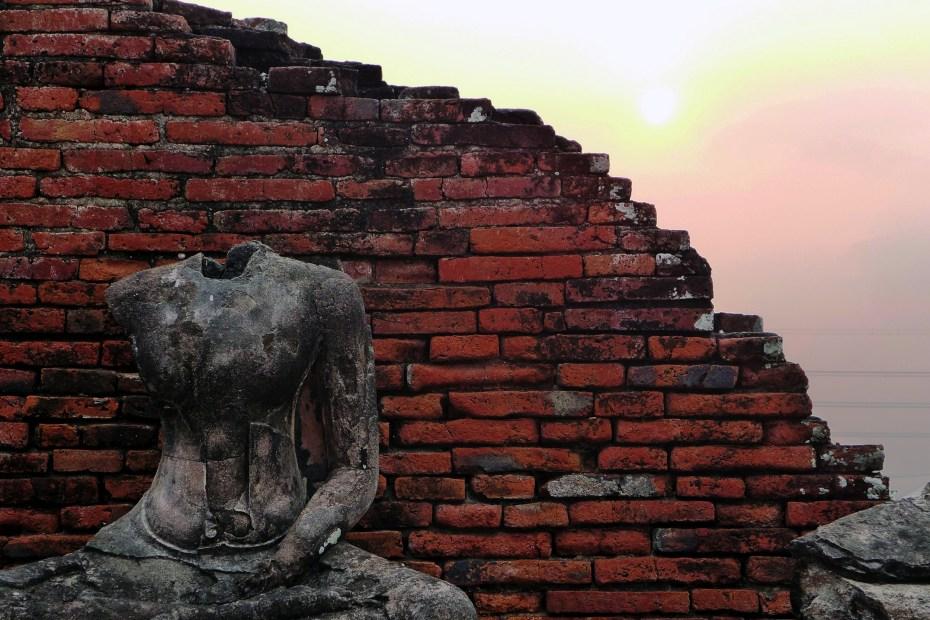 Wat Chai Watthanaram - วัดไชยวัฒนาราม