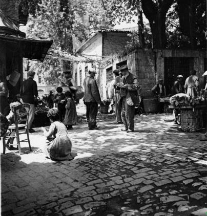 Selahattin Giz - Photographies du vieil Istanbul - 11
