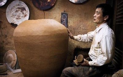 Maître de Onggi (옹기)