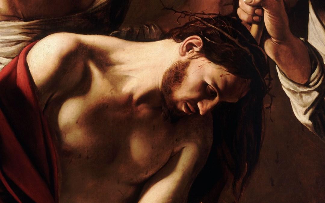 Le couronnement d'épines, Michelangelo Merisi da Caravaggio