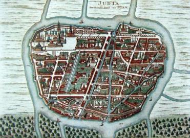 Ayutthaya - François Valentijn 1724