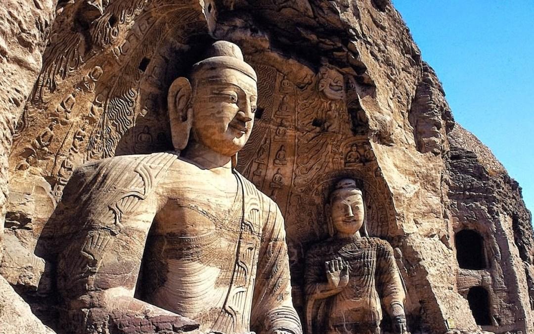 Mogao, et particulièrement la grotte 17