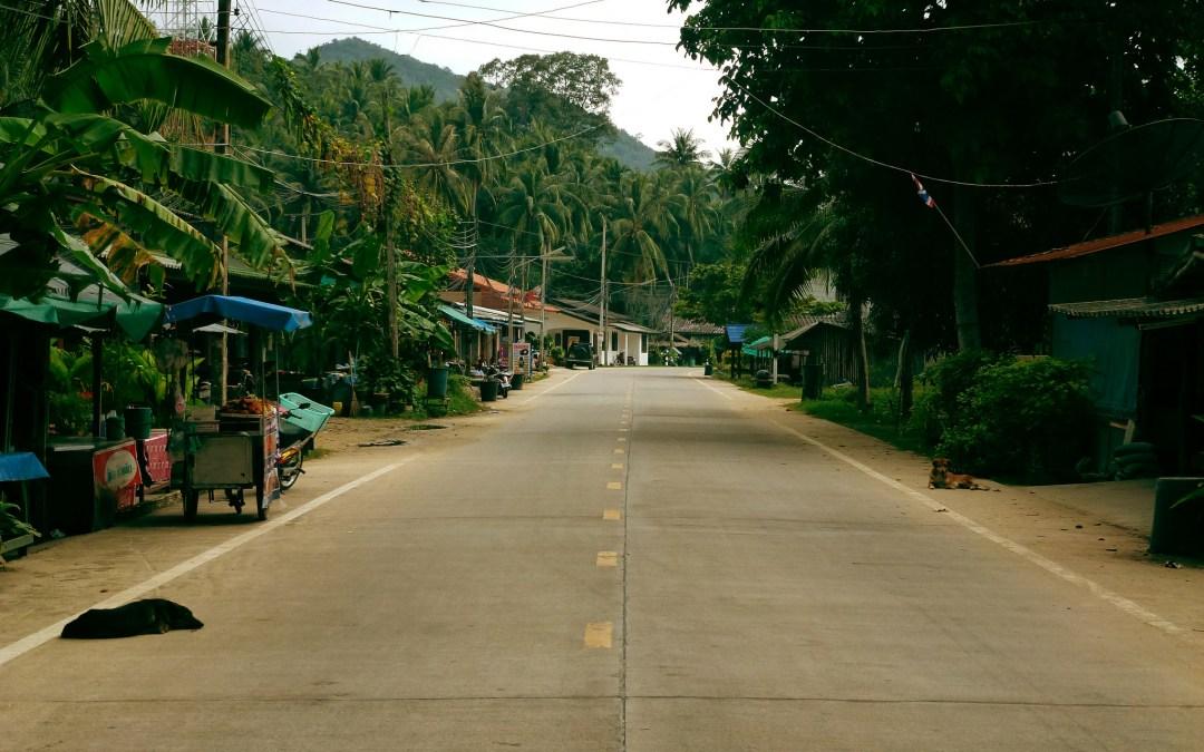 Ko Pha Ngan stories #2 : Baan Chalok Lam