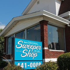 Sweeper Shop Cold Spring