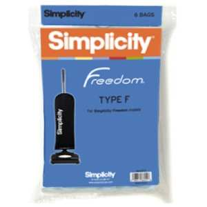 """Simplicity """"F"""" Freedom Paper Bags"""