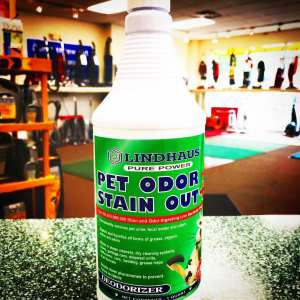 Lindaus Pet Odor and Stain Remover