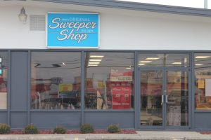Our new sweeper shop location in Florence, KY