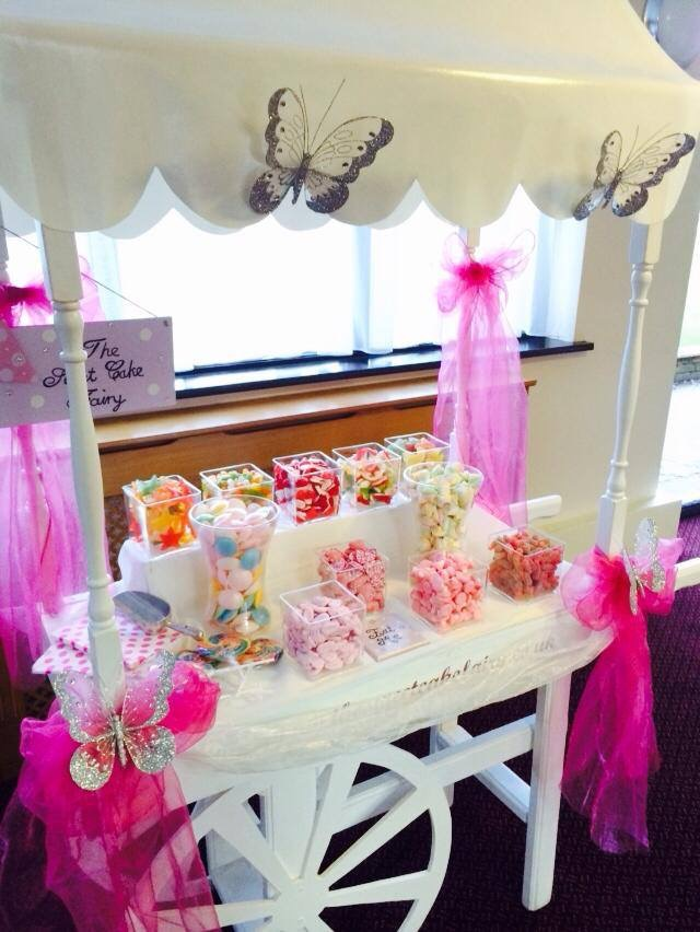 Sweet Cart Hire Cakes Made Of Sweets Call Free 0800