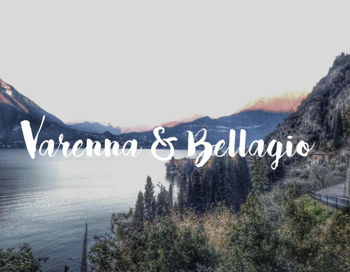 Varenna & Bellagio