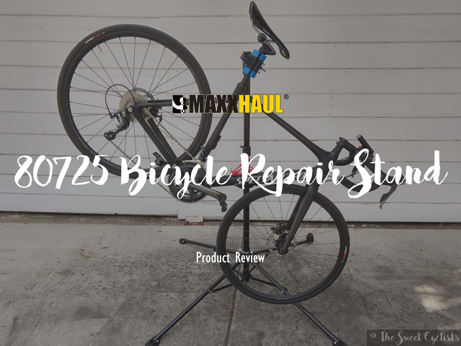 An affordable $40 Bicycle Repair Stand