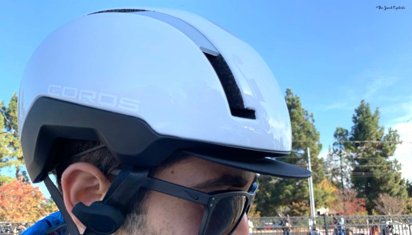 Coros SafeSound Helmet - Integrated Bill