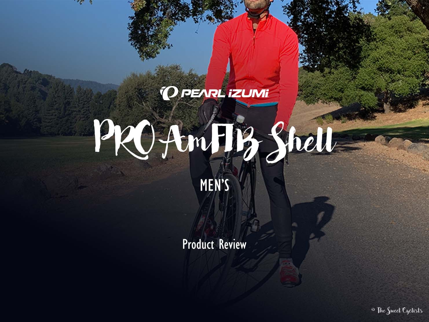 PEARL iZUMi PRO AmFIB Shell, not your typical Cycling Jacket