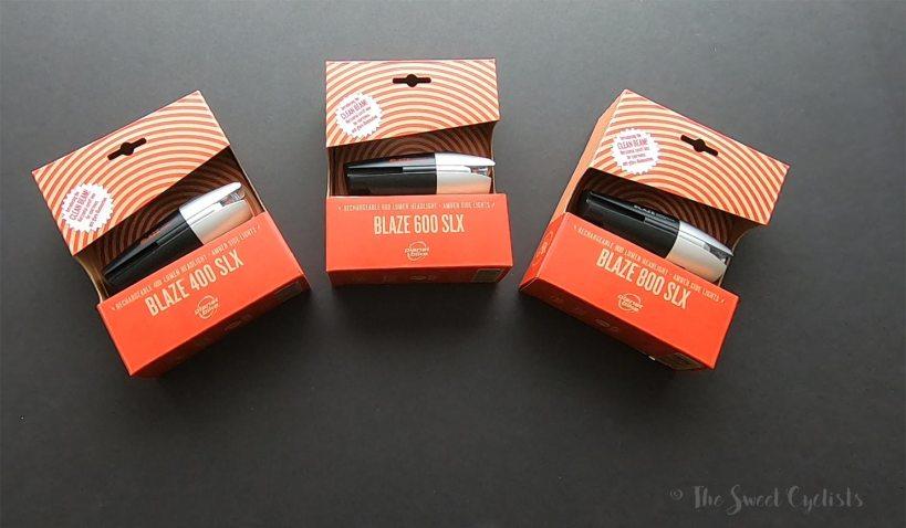 Planet Bike Blaze SLX - Packaging