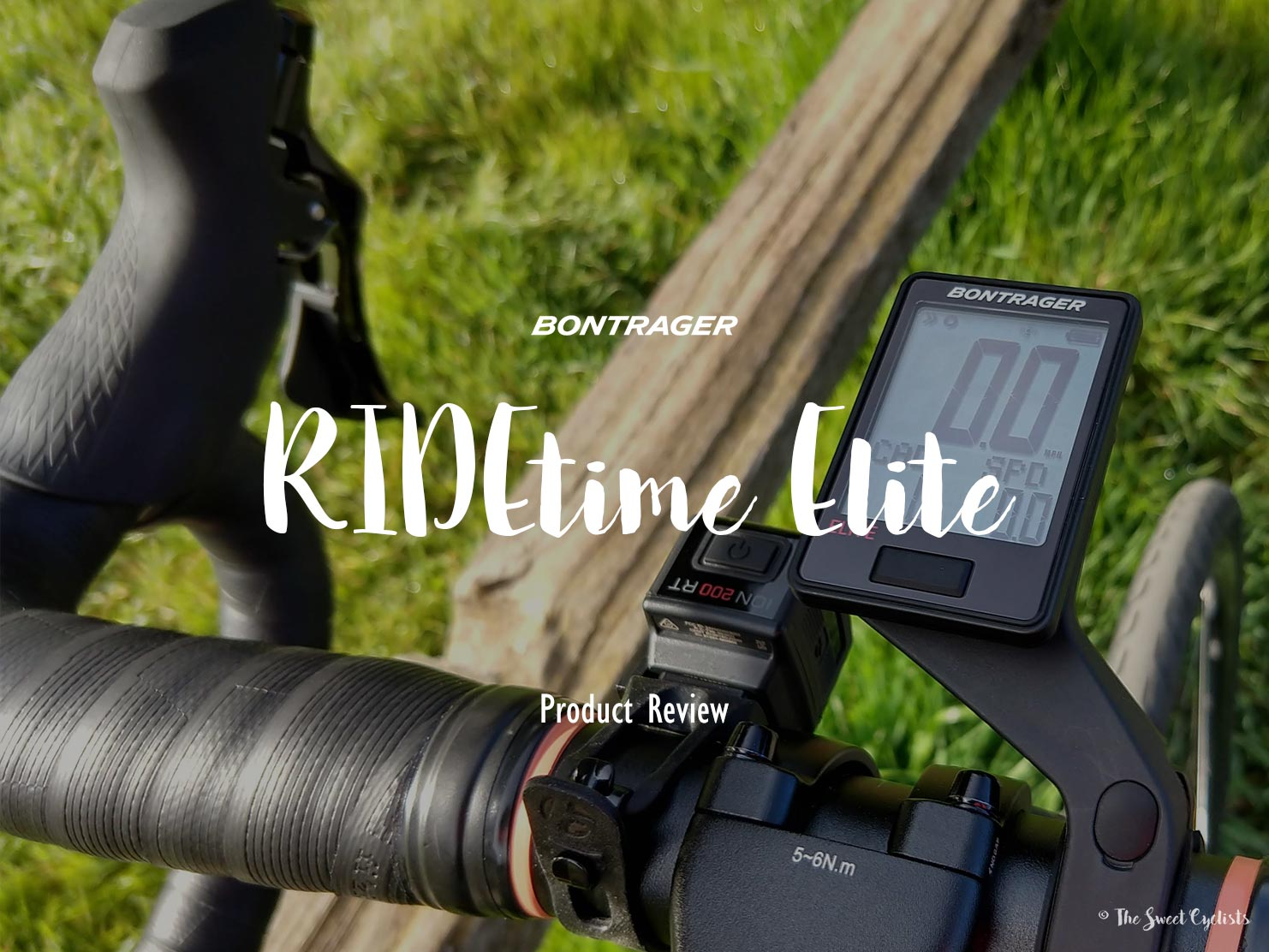 The Bontrager RIDEtime Elite, a simple yet smart cycling computer