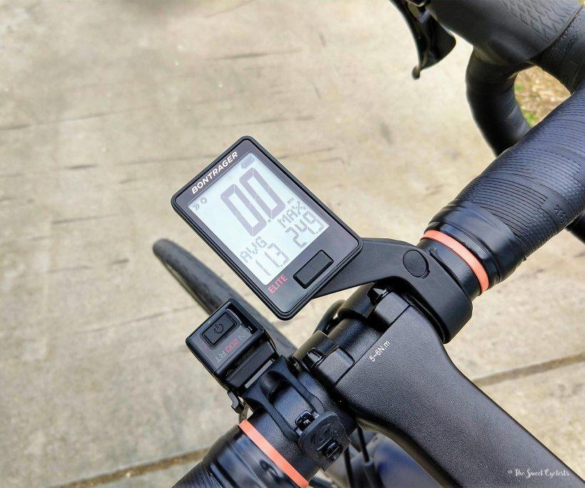Bontrager Ridetime Elite - Display