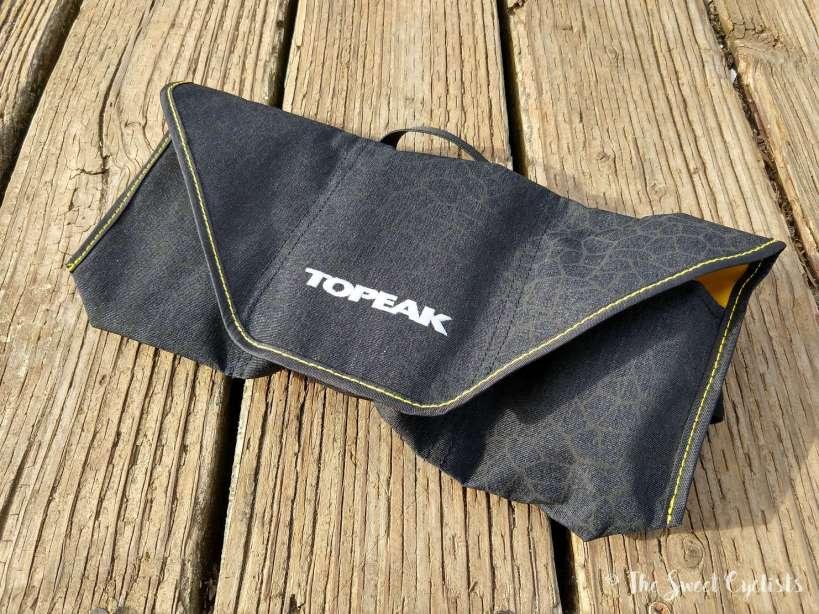 Topeak Burrito Pack - outside