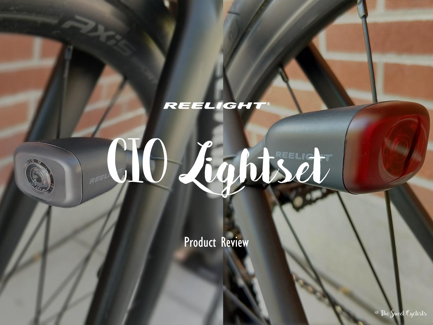 Reelight CIO – Magnet powered lights