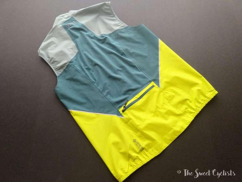 Gore R7 Partial GORE-TEX INFINIUM Vest - Back