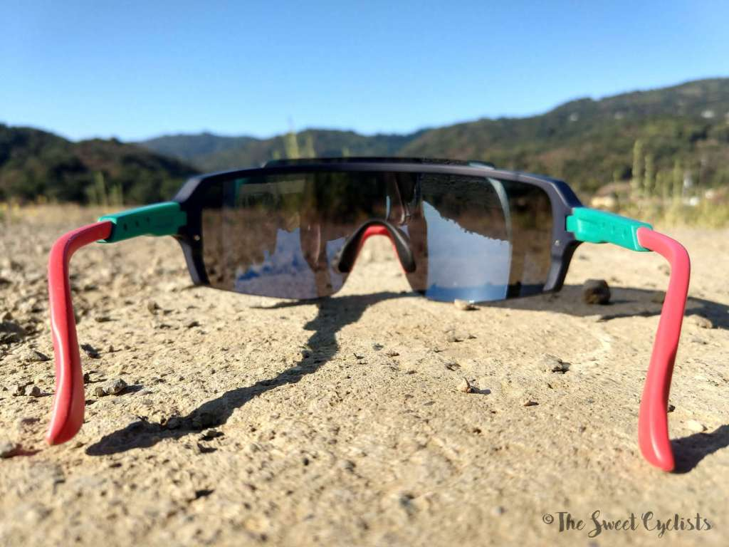 Smith Flywheel Sunglasses - Field of View