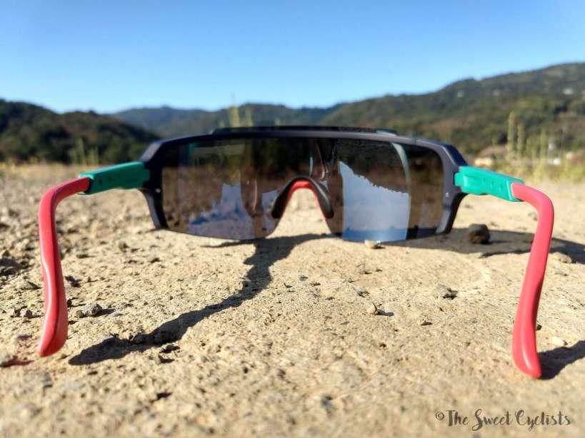 Smith Flywheel Sunglasses - Field of View