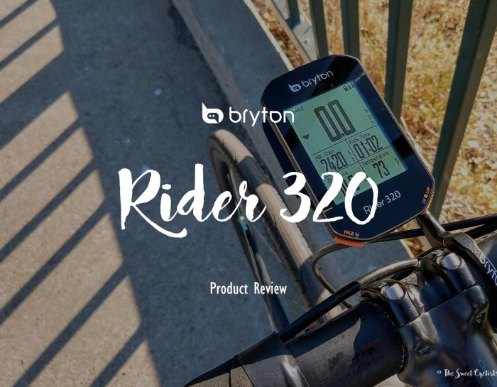 Know your stats with the Rider 320