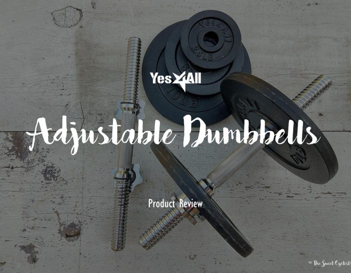 Simple and effective adjustable dumbbells